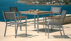 Patio Furniture & Shades