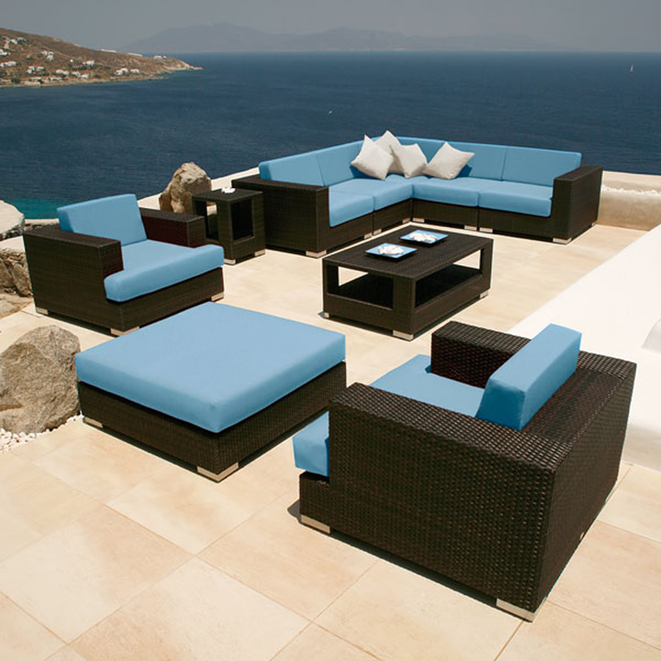 Stone depot gallery outdoor living do not edit for Outdoor modern patio furniture