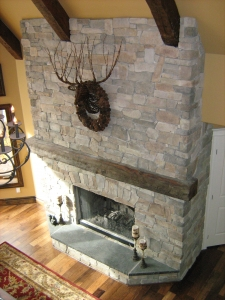 Fireplaces & Chimney