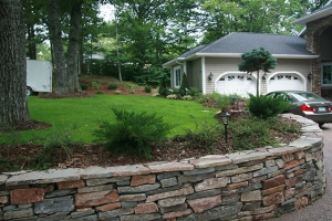 GreenIdeas retaining wall 9029