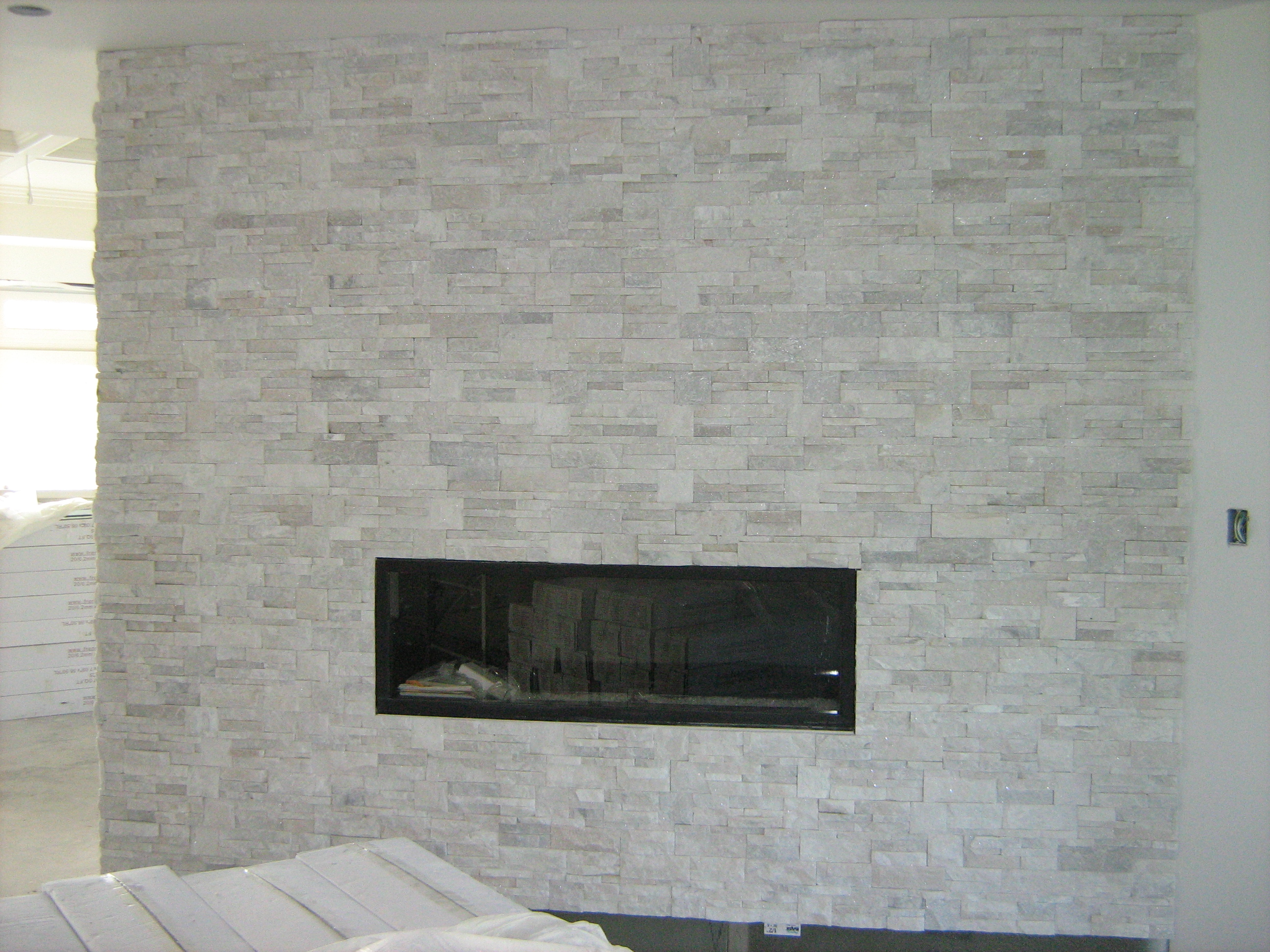 design under ideas brick stone veneer fireplace home cool decoration with simple refacing small