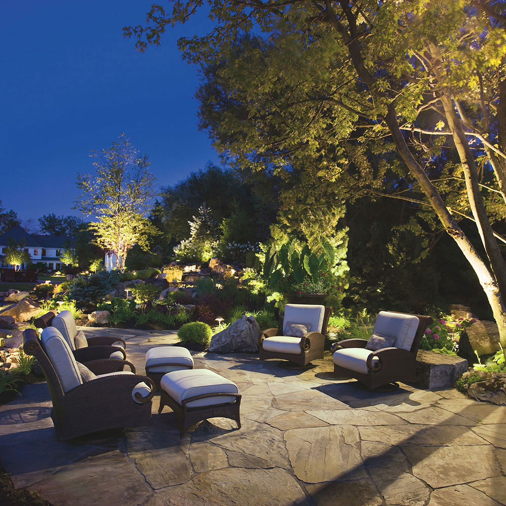 October Product Of The Month, Landscape Lighting